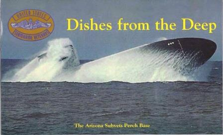 Dishes from the Deep cover page