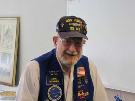 December 2019 Bob Lents Quilt of Honor presentation