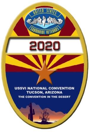 2020 Convention Patch